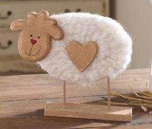 mouton de bois