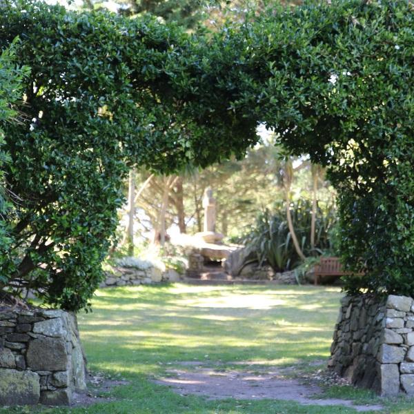 Jardin feng shui en finist re for Vide jardin finistere 2016