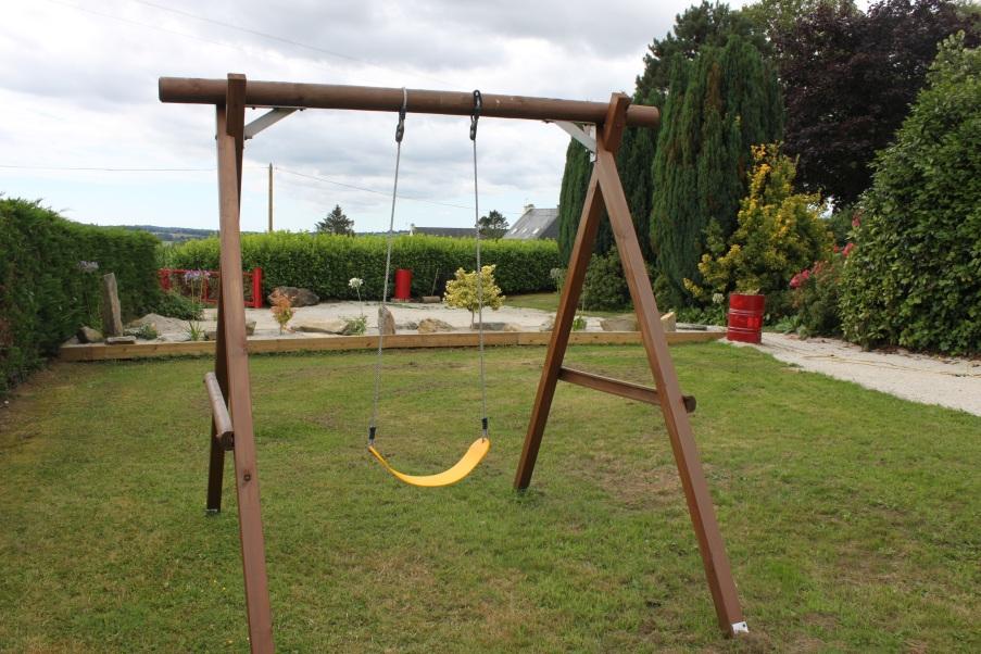 création d'un espace de jeu pour les enfants